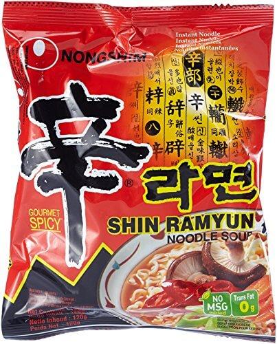 Nong Shim Shin Ramyun