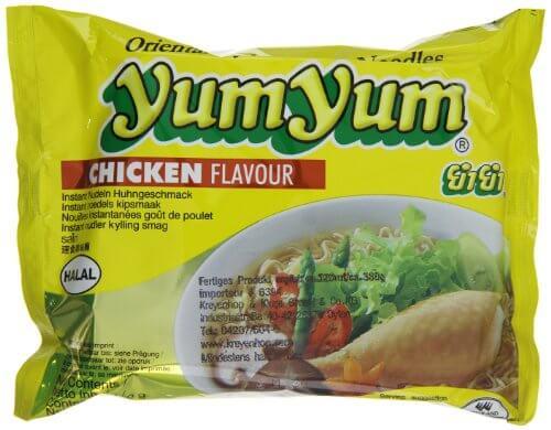 Yum Yum Instantnudeln Huhn, 30er Pack (30 x 60 g) - 5