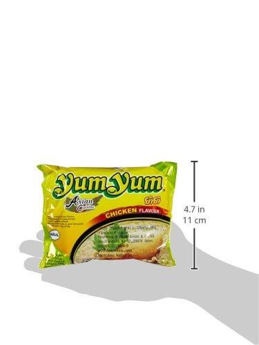 Yum Yum Instantnudeln Huhn, 30er Pack (30 x 60 g) - 6