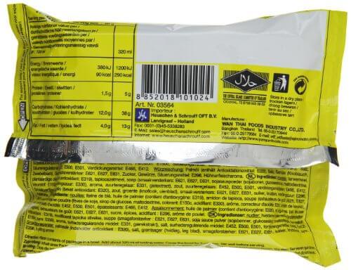 Yum Yum Instantnudeln Huhn, 30er Pack (30 x 60 g) - 7