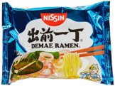 Nissin Demae Ramen Seafood, 5er Pack (5 x 100 g Beutel) - 1