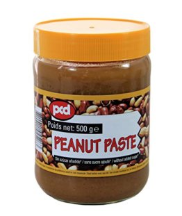 [ 500g ] pcd Erdnusspaste OHNE ZUCKERZUSATZ / Peanut Paste without added sugar - 1