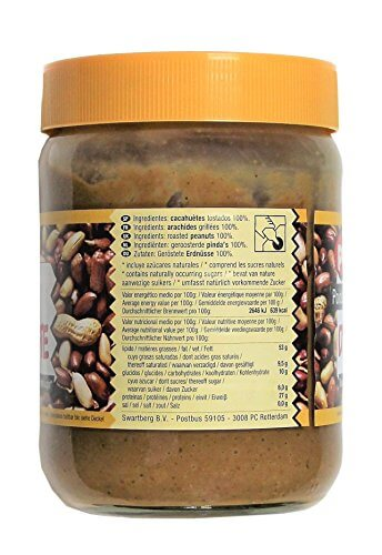 [ 500g ] pcd Erdnusspaste OHNE ZUCKERZUSATZ / Peanut Paste without added sugar - 2