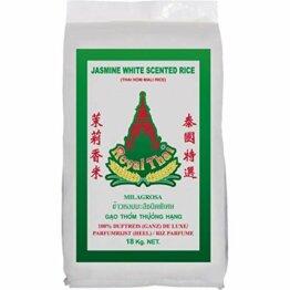 Royal Thai – Hom Mali Milagrosa Langkorn Jasmin Duft Thai Reis – Qualität AAA – 18kg