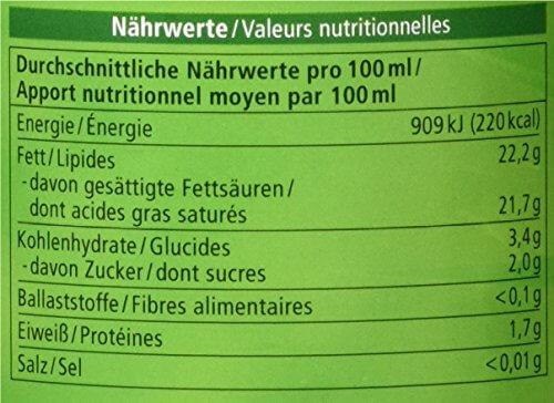 Alnatura Bio Kokosmilch, vegan, 6er Pack (6 x 400 ml) - 3