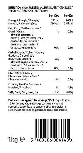Amazon- Marke: Solimo  Basmati- Reis 4er-Pack (4x1kg) - 3