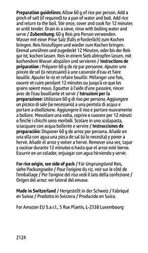 Amazon- Marke: Solimo  Basmati- Reis 4er-Pack (4x1kg) - 5