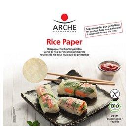 Arche Reispapier für Frühlingsrollen (150 g) - Bio - 1