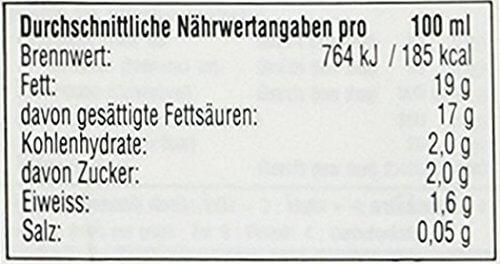 AROY-D Kokosmilch (Fettgehalt ca. 19% - Ideal zum Kochen, Backen, für Desserts und Cocktails) 8er Vorteilspack à 500ml - 2