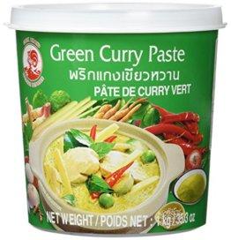 Cock Currypaste, grün, 1er Pack (1 x 1 kg Packung) - 1