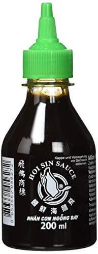 Flying Goose Hoi Sin Sauce, PET-Flasche, 4er Pack (4 x 200 ml) - 1