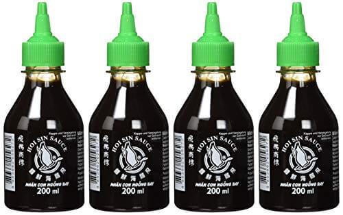 Flying Goose Hoi Sin Sauce, PET-Flasche, 4er Pack (4 x 200 ml) - 2
