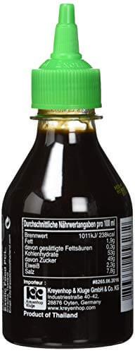 Flying Goose Hoi Sin Sauce, PET-Flasche, 4er Pack (4 x 200 ml) - 6