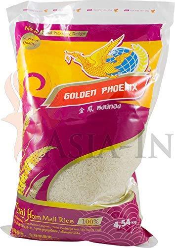 Golden Phoenix Duftreis 4,5 kg Jasminreis -