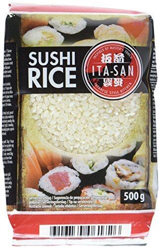 ITA-SAN Sushi Reis, Rundkorn, 500 g - 1