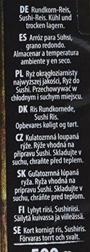 ITA-SAN Sushi Reis, Rundkorn, 500 g - 3