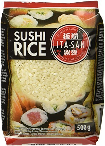 ITA-SAN Sushi Reis, Rundkorn, 7er Pack (7 x 500 g) - 1