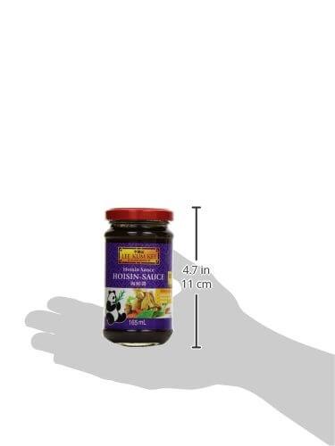 Lee Kum Kee Hoi Sin Sauce (aus China, süß, pikant, ohne Glutamat, ohne Konservierungsstoffe, ohne Farbstoffe, vegan) 6er Pack (6 x 165 ml) - 6