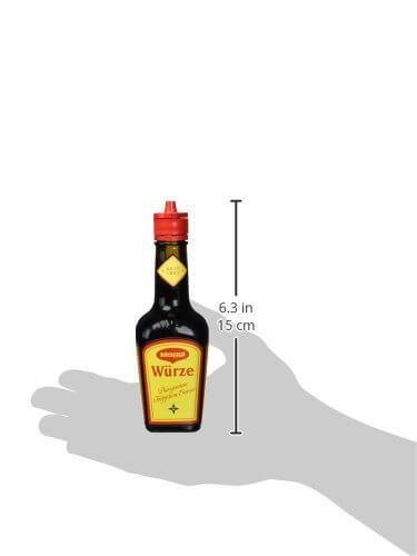 Maggi Würze, 125 g Flasche - 6