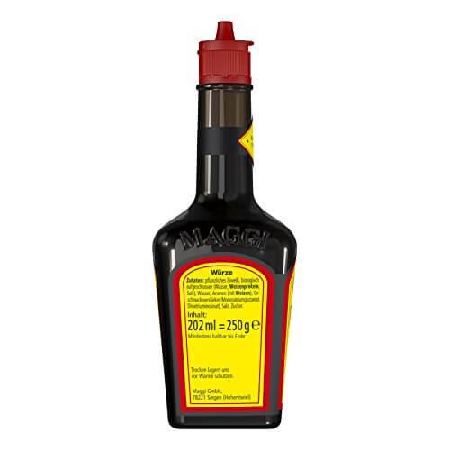 Maggi Würze, 250g Flasche - 5