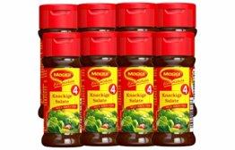 Maggi Würzmischung 4 Knackige Salate, 8er Pack (8 x 60 g) - 1