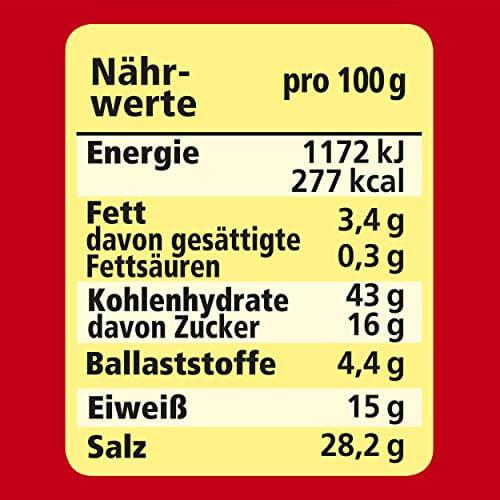 Maggi Würzmischung 4 Knackige Salate, 8er Pack (8 x 60 g) - 2