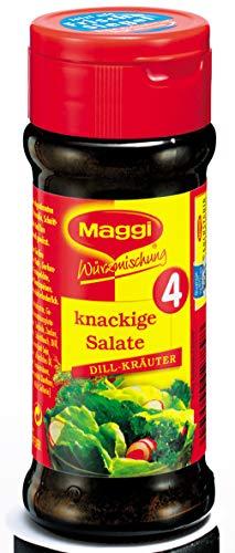Maggi Würzmischung 4 Knackige Salate, 8er Pack (8 x 60 g) - 5