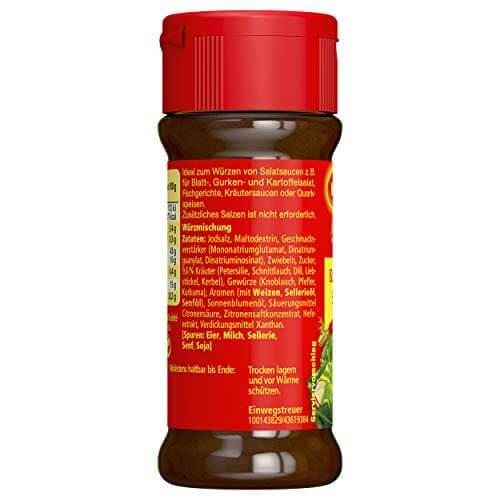 Maggi Würzmischung 4 Knackige Salate, 8er Pack (8 x 60 g) - 6
