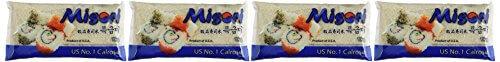 Misori Calrose Reis / Sushi Reis, 4er Pack (4 x 1 kg) - 2