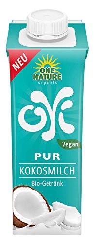 ONE NATURE organic OYI Pur Kokosmilch Bio-Getränk, 12er Pack (12 x 250 ml) - 1