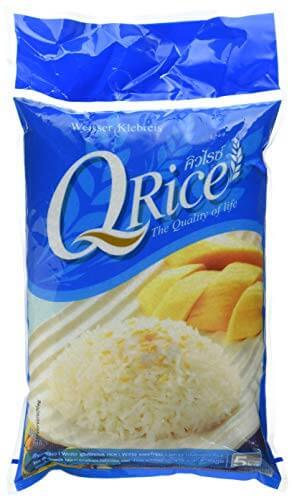 Q Rice Klebreis, 1er Pack (1 x 5 kg) - 1