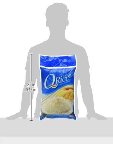 Q Rice Klebreis, 1er Pack (1 x 5 kg) - 5