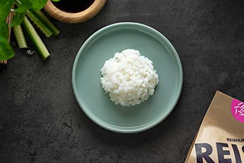 Reishunger Sushi Reis, Italien (3 kg) Sorte: Selenio - erhältlich in 200 g bis 9 kg - 4