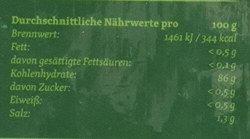 Ricefield Reispapier, rund, 22 cm, 300 g Packung - 2