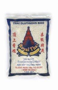 Royal Thai Klebereis (Sticky Rice), 1kg -