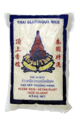 Royal Thai Thai Klebereis 4,5kg - 1
