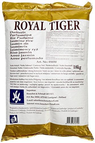 Royal Tiger Reis Jasmin, 1er Pack (1 x 18 kg) - 3