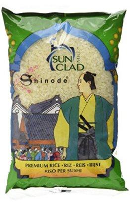 SUN CLAD Shinode Sushi Reis, 10er Pack (10 x 1 kg) - 1