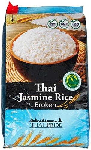 Thai Pride Duft-Bruch-Reis, 1er Pack (1 x 20 kg) - 1