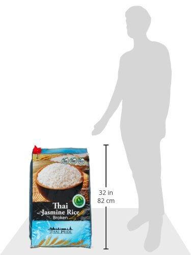 Thai Pride Duft-Bruch-Reis, 1er Pack (1 x 20 kg) - 4